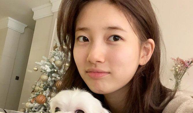 Korean Celebrities No Makeup Korean Celebrities Bare Face Suzy No Makeup Bare Face Suzy Korean Girl Fashion
