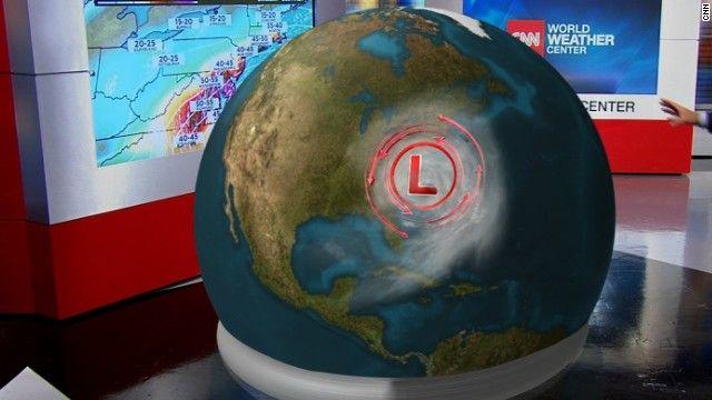 Tormenta invernal histórica amenaza a 75 millones en EE.UU. | Radio Panamericana