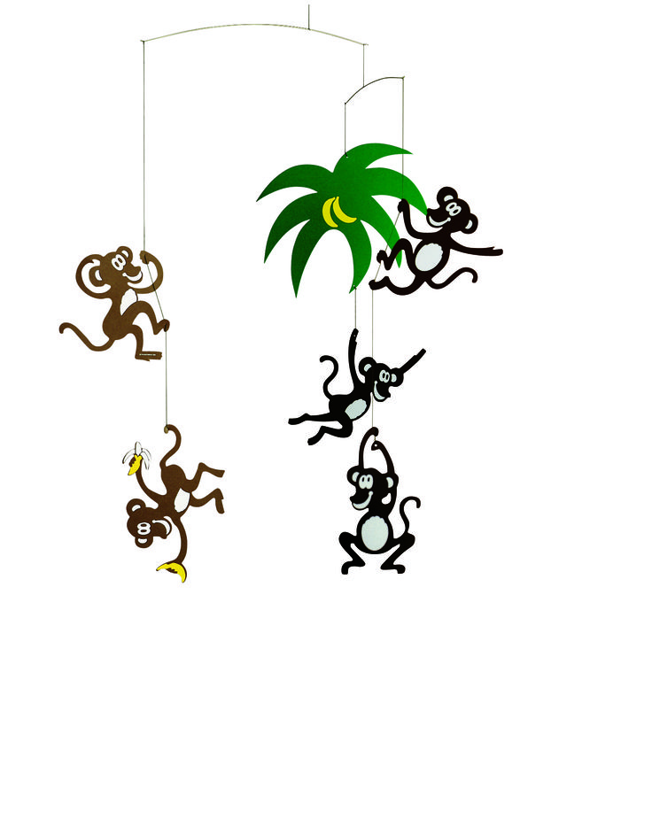 Monkey Tree by Flensted Mobiles