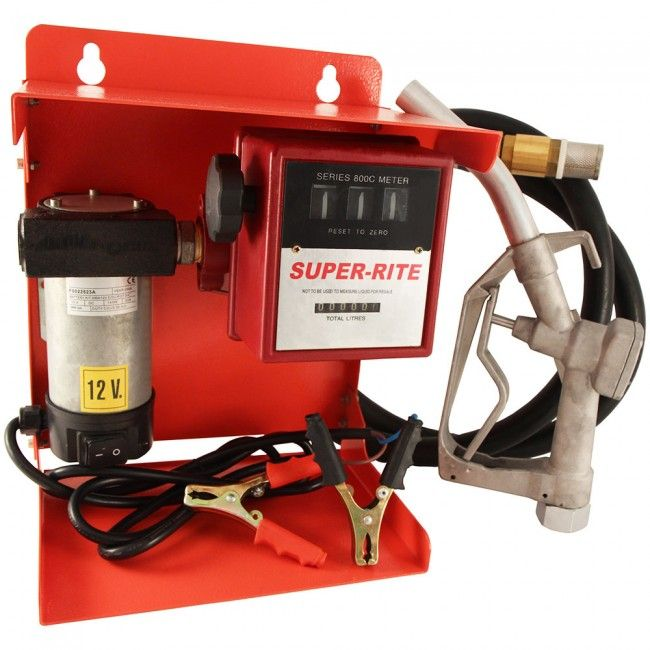 Este equipo dispone de bomba eléctrica y facilita el trasvase de gasoil por su rápida y sencilla utilización. Consulta nuestro precio de electrobombas de gasoil.