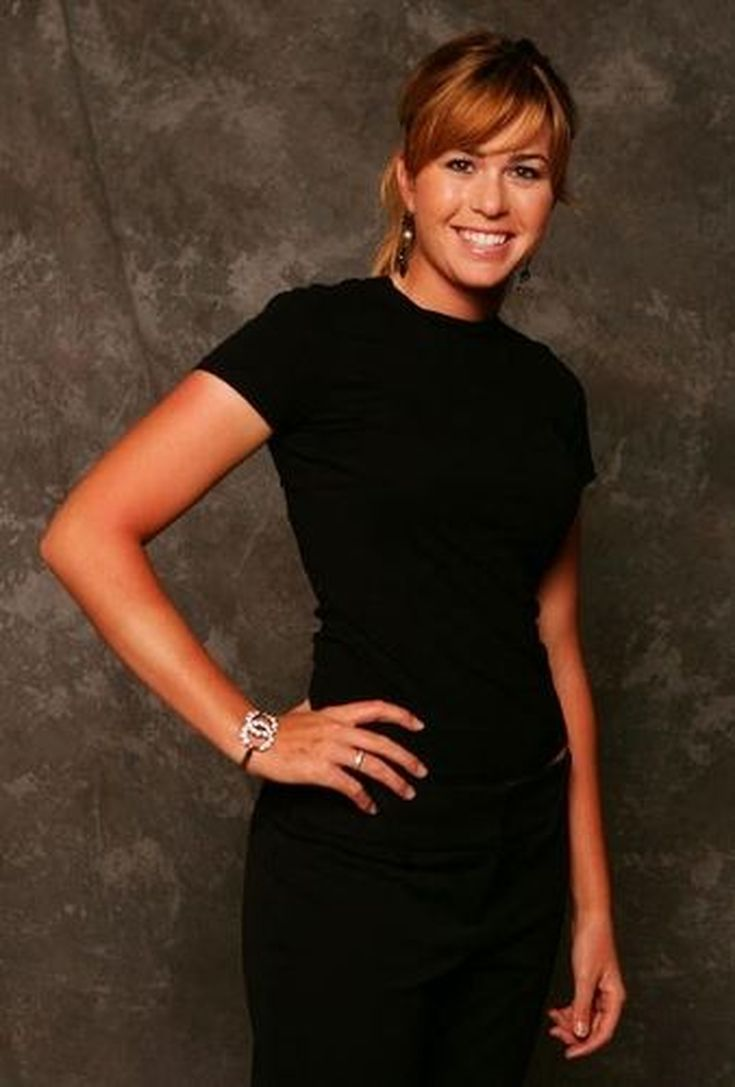 Hot Shots: Paula Creamer Glamour Photos: Sophisticated Paula Creamer
