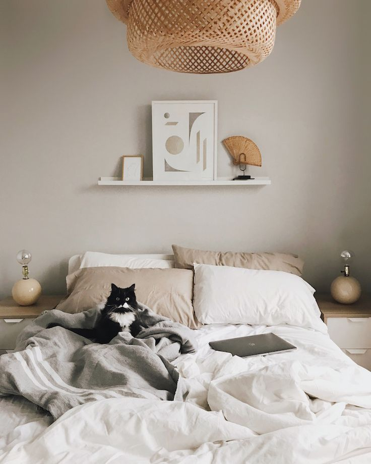 my scandinavian home: The Relaxed Beige-Tinted Apa…