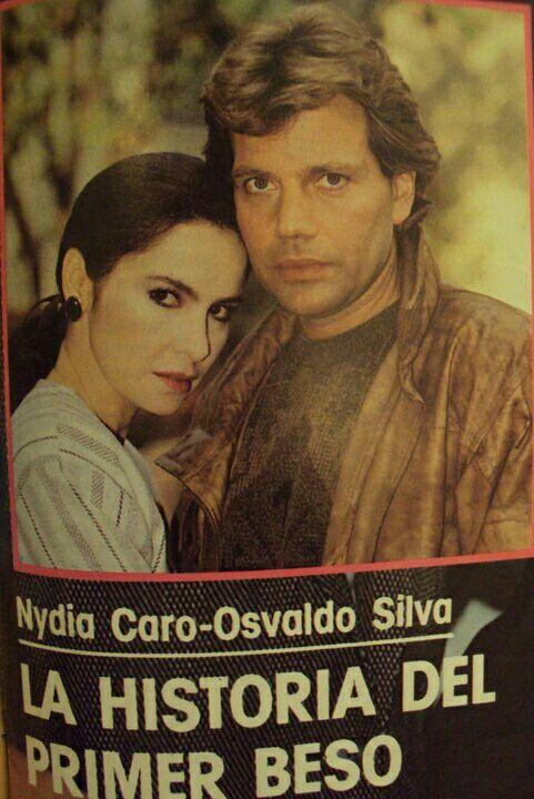 Nydia caro y osvaldo Silva