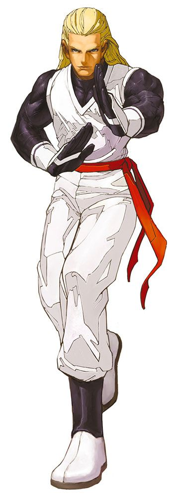 Andy Bogard - The King of Fighters 2002