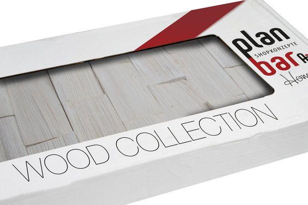 Echtholzverblender 3d Wandverkleidung 3d Holz Wide Weiss Wandverkleidung Verblender Deckenpaneele