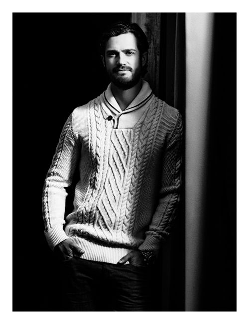 anythingandeveyrthingroyals:  Prince Carl Philip of Sweden