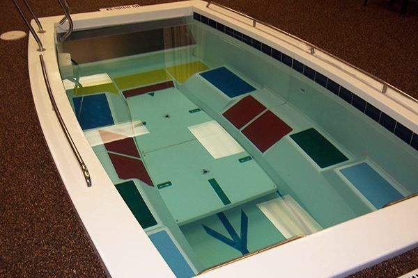 600 Series Aquatic Therapy Pool For Ultimate Hydrotherapy In 2020