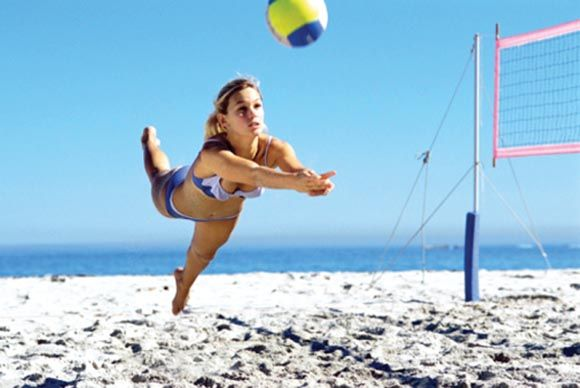 Beach volley: At The Beaches, Of Port, Beachvolley, Volleyb Pictures, Volley Outfits, Summer Spr Outfits, De Areia, Beaches Volleyball, Deportes