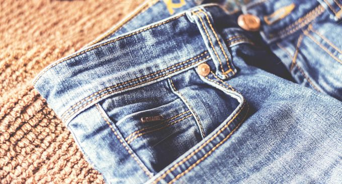 Check out Blue Denim Jeans by Shots By RC on Creative Market