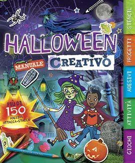 HALLOWEEN MANUALE CREATIVO  Autore: A.A.V.V. EAN: 9788860235626 Editore: IDEEALI Collana: CREATIVITA' BAMBINI € 11,50