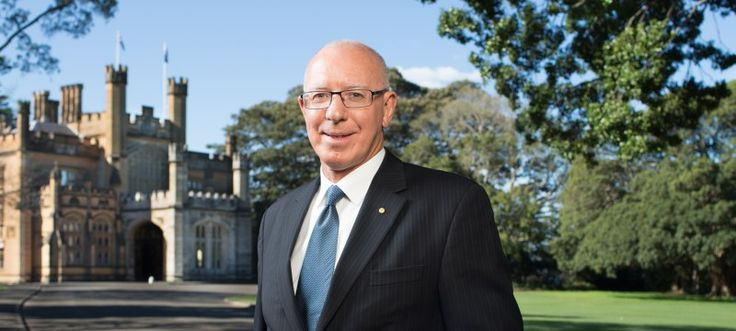 His Excellency General The Honourable David Hurley AC DSC (Ret'd)  | Governor of New South Wales |From http://www.governor.nsw.gov.au/