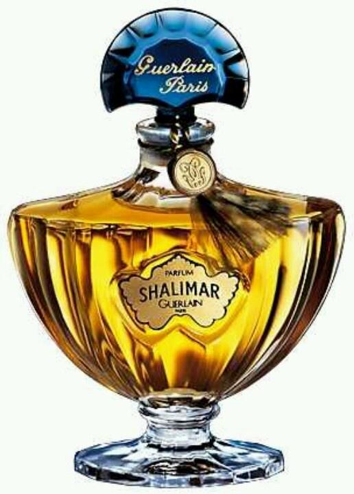 Unforgettable Guerlain Perfume SHALIMAR !