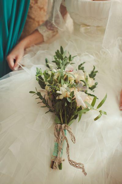 Bukiety ślubne z polnych kwiatów 2017! Cudo natury! Image: 18