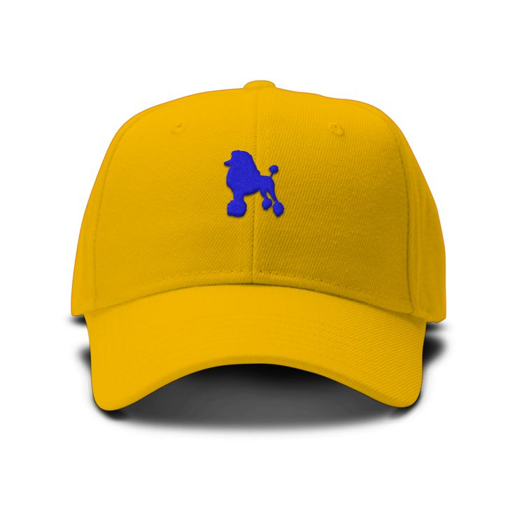 Sigma Gamma Rho Embroidered Poodle Hat