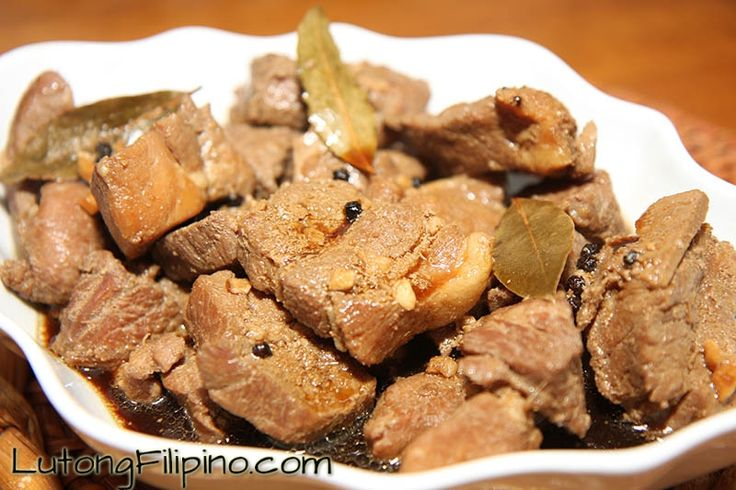 Learn how to make Adobo Sa Gata and other Filipino Recipes with our easy to follow, step-by-step instructions and images. From Lutong Filipino.