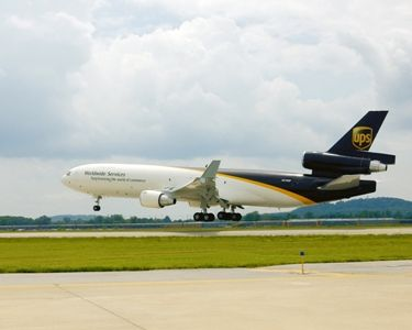 ups aircraft fleet