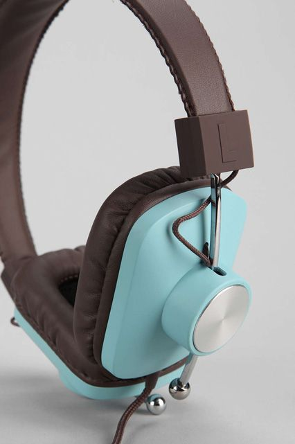 "Help! My Headphones Hurt My Ears #refinery29  http://www.refinery29.com/comfortable-headphones#slide7  Urban Outfitter's product description says it all: ""The stylish rectangular shell allows for better isolated sound quality while the soft plush lining allows for a long, comfortable wear."""