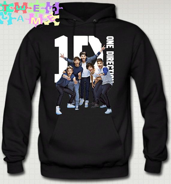 One Direction Hoodie Niall Zayn Liam Louis One Direction 1D Take Me Home Hoodie 1d with boys. $44.94, via Etsy.