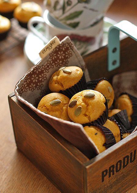 味覚の秋がやってくる♡今が旬の「かぼちゃ」スイーツレシピ  -  Locari(ロカリ)