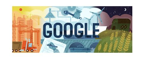 Happy Labor Day 2017! #GoogleDoodle https://g.co/doodle/fbbkxn