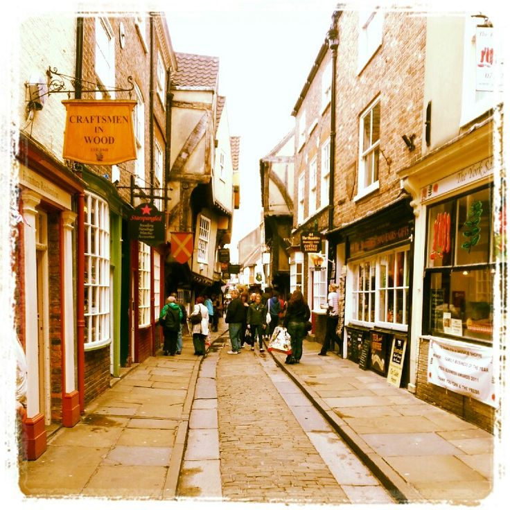 York - If you go, take the ghost tour.  It's a great way to see things you wouldn't normally see or hear about.