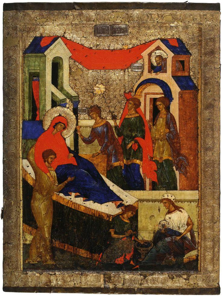 Рождество Богородицы. 84 × 62