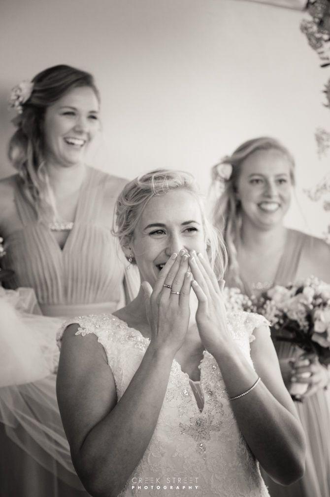 Wedding Ceremony Mona Vale Golf Club #Bride #weddingceremony #emotions #fun