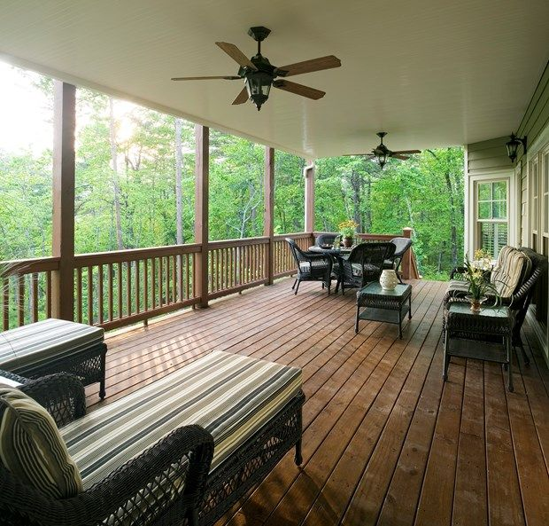 Those looking for a dark and durable type of deck should look no further than Ipe wood decking. In fact, Ipe is so durable, one can't drill holes in this strong Central American wood once it has been installed.