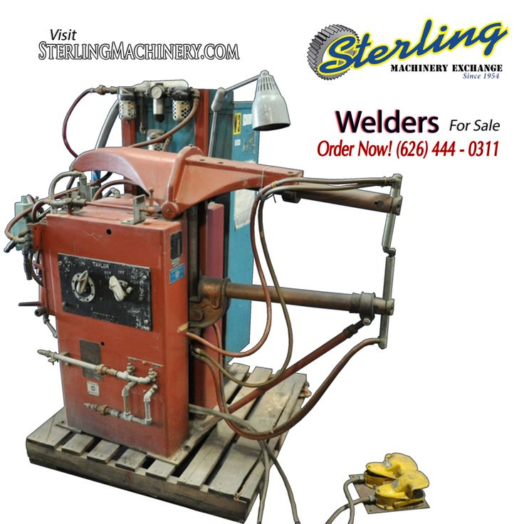 Welders for Sale. Visit SterlingMachinery.com or Call (626) 444 - 0311 #SterlingMachinery #welders #weld #weldporn #quality #warehouse #equipment #eatsleepmachine #trade #usa #used #new #instock #industry #inventory #industrial #miller #lincoln #fabricate #fabrication #metalworking #metal #pressbrakes #shears #mills #lathes #buy #sell #cncmachinery