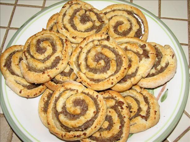Sausage Pinwheels.... my kids love these!