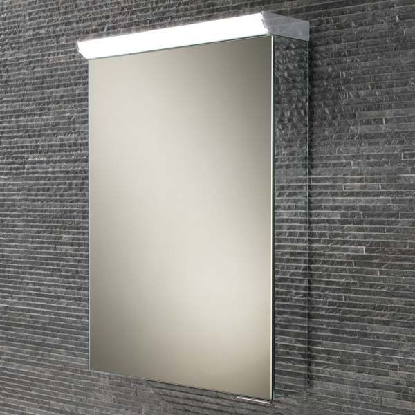 £336.95 Ice Mirrored Cabinet