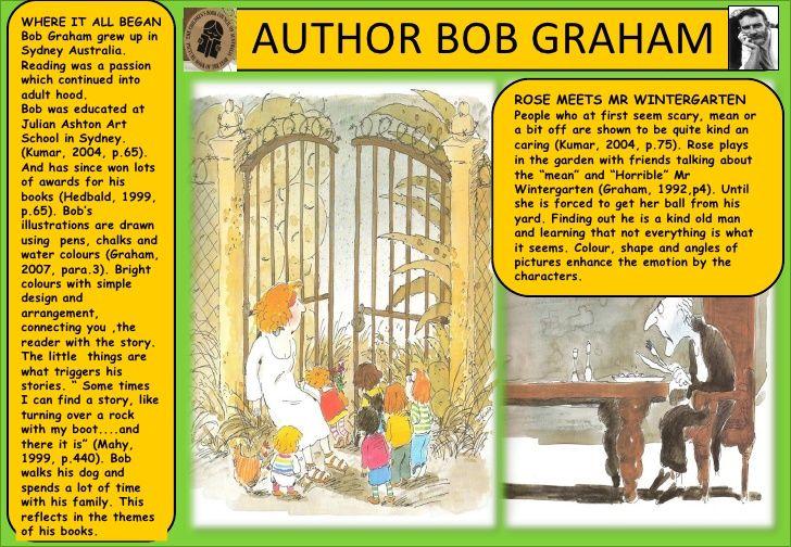 Author Bob Graham