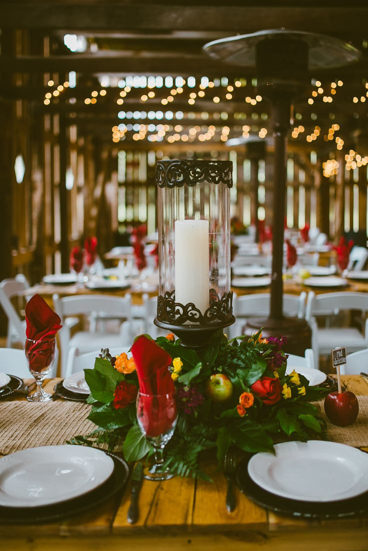 425 best reception inspiration images on pinterest table centers abby nates apple theme fall barn wedding october 3 2015 junglespirit Choice Image