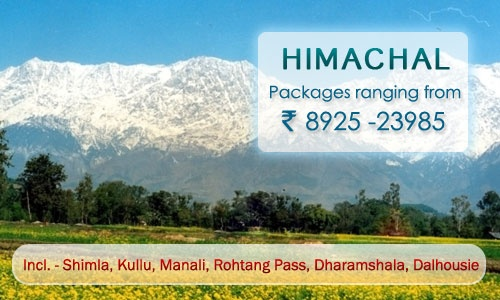 Himachal - Affordable Travel Package by TravelHot.in