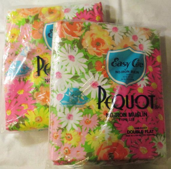 vibrant flower power daisy fitted and flat sheets double bed new in original packaging
