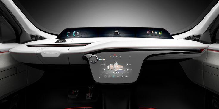 Первая новинка года — электрический минивэн Chrysler Portal
