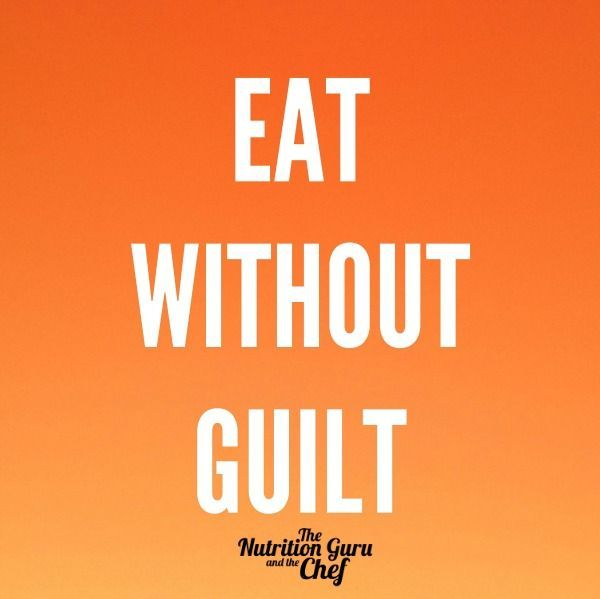 Eat  without GUILT because eating an extra dessert, or more meat at dinner time wont harm you! It is your own fears that will! Fight to get over them because rexovery is beautiful★