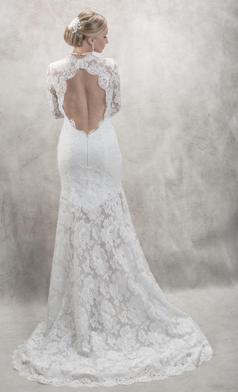 Sofia wedding gown - Ella Moda collection 2016