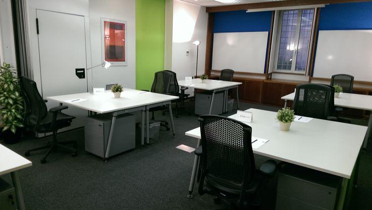 #Uffici tradizionali o #coworking?
