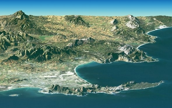 The fairest Cape... Cape of Storms... Cape of Good Hope... a glimpse of the Cape that started it all...