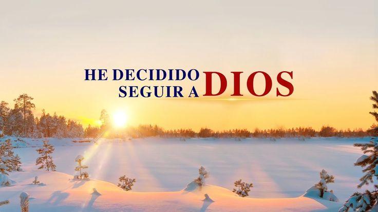 """Música cristiana de adoración   """"He decidido seguir a Dios"""" Dios es mi vida"""