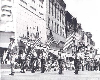 what was flag day 1968