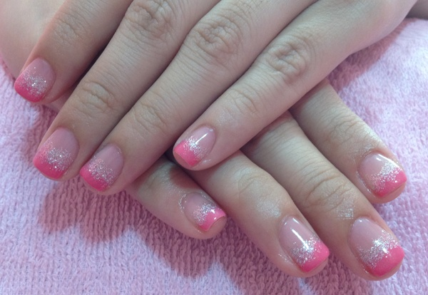 Candilicious Nails: Gelish Design Picture