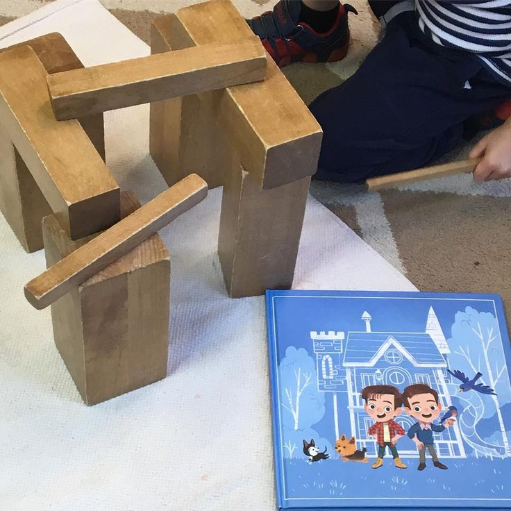 Builder Brothers Big Plans Picture Book Jonathan Scott Drew Scott