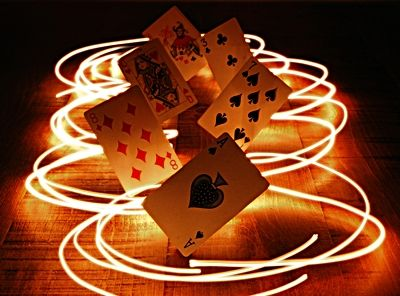 Amazing card tricks.
