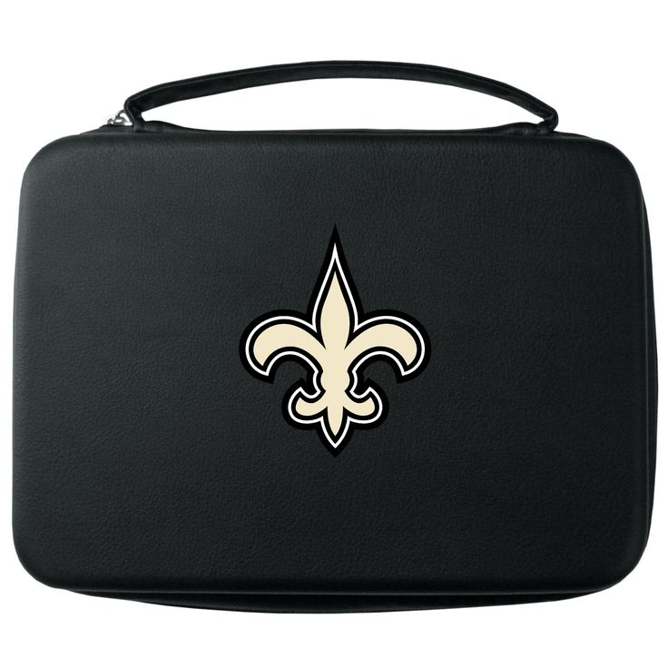 """Checkout our #LicensedGear products FREE SHIPPING + 10% OFF Coupon Code """"Official"""" New Orleans Saints GoPro Carrying Case - Officially licensed NFL product Licensee: Siskiyou Buckle Water resistant case and zipper system Fits GoPro 1,2,3,3+ and 4 Insert fits camera, housings, SD memory card, battery, power plug, remote control, battery pack and LCD New Orleans Saints large printed logo - Price: $22.00. Buy now at…"""