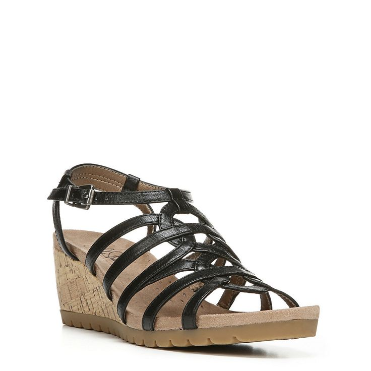 Dress up your everyday look with these LifeStride wedges