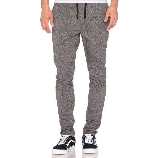 Barney Cools B.Cools Chino ($120) ❤ liked on Polyvore featuring men's fashion, men's clothing, men's pants, men's casual pants, pants and mens chino pants
