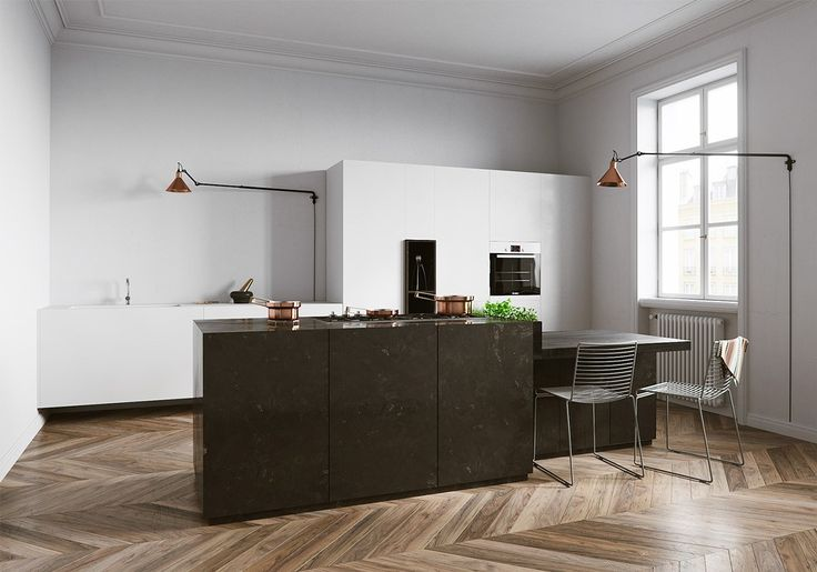 Minimal Interior Styling Inspiration. Old tenement Houses meet modern interieur. Tomek Michalski transformes his vision of minimal interiors with 3D Programms.