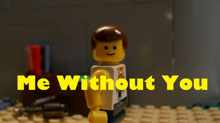Lego - TobyMac - Me Without You (Sooo CooL)